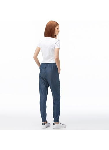 Lacoste Kadın  Pantolon HF0907 Lacivert